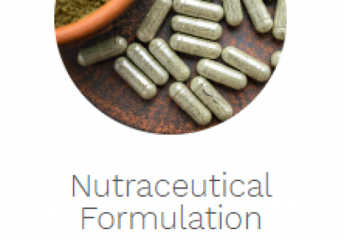Nutraceutical powder