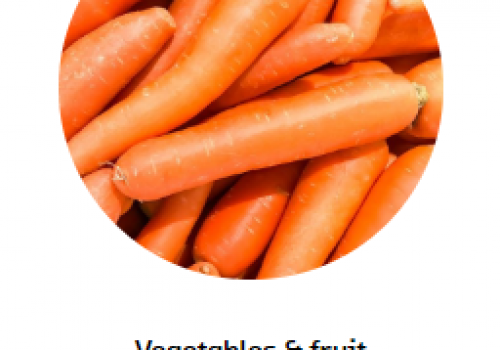 Vegetables Fruit