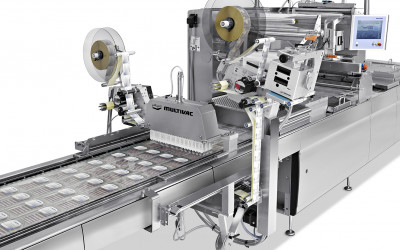 Growing trend towards larger and wider packaging machines says Multivac